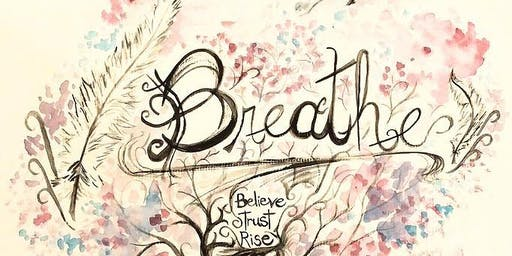 Just Breathe to Experience a Breakthrough (Tracy)