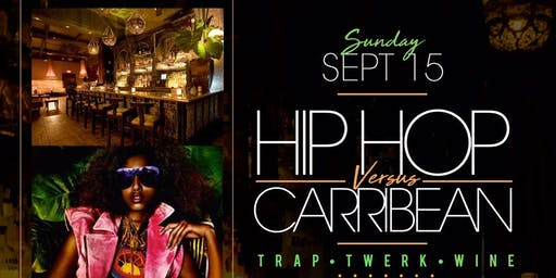Sunday Brunch Hip Hop vs Caribbean