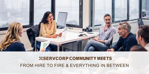 From Hire to Fire & Everything in Between | Servcorp 10 Eagle Street Brisbane