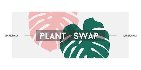 Markham Plant Swap tickets