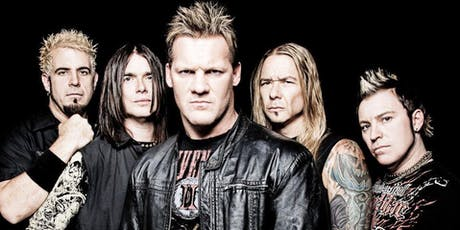 Fozzy at Mesa Theater tickets