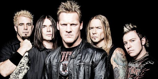 Fozzy at Mesa Theater