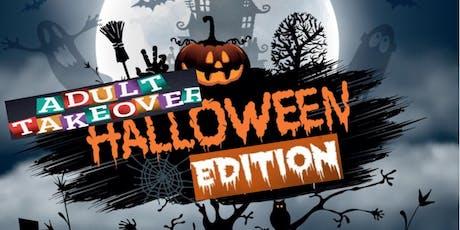 Halloween GAME NIGHT tickets