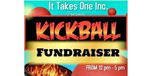 It Takes 1 Inc. Kickball!