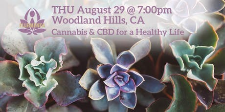 Ellementa Woodland Hills (North LA): Cannabis & CBD for a Healthy Life tickets