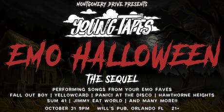 EMO HALLOWEEN: The Sequel tickets