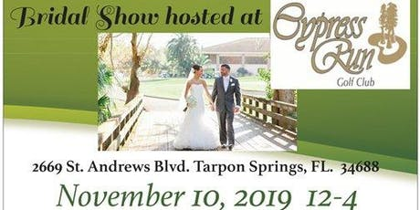 Bridal Show Hosted at Cypress Run Golf Club~ Vendor Info tickets