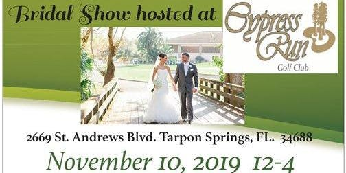 Bridal Show Hosted at Cypress Run Golf Club~ Vendor Info
