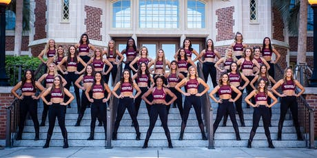 Seminole Dance Force Auditions 2019 tickets
