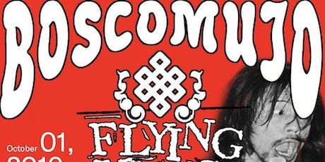 BOSCO MUJO (ex Toranavox), FLYING LIMBS, JUMP RAMP tickets