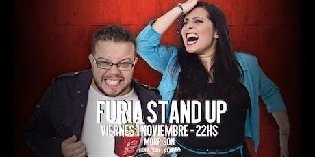 Furia Stand Up en Villa Mercedes entradas