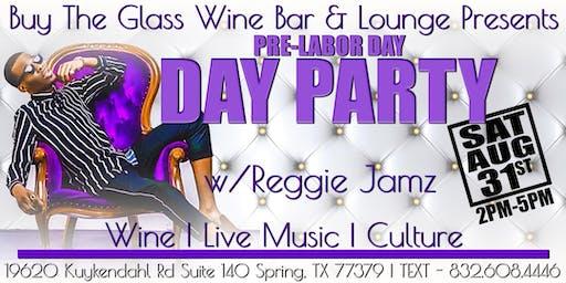 Live Music | Featuring Reggie Jamz & Loveland Band