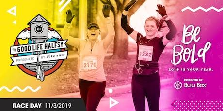 2019 Good Life Halfsy | UNL Dance Marathon Volunteers tickets
