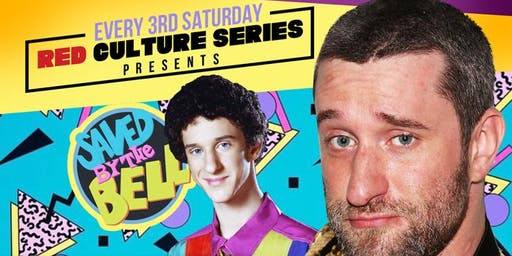 "Comedy with Dustin ""Screech"" Diamond"