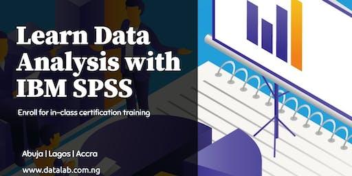 SPSS Data Analysis Certification Training
