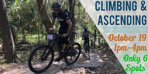 ADV | MOUNTAIN BIKE SKILLS CLINIC : ASCENDING & CLIMBING