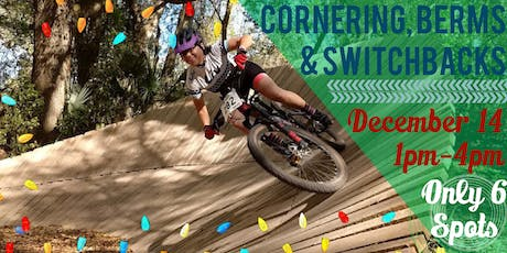 AJS MOUNTAINBIKE BICP SKILLS CLINIC: Cornering, Switchbacks & Small Circles tickets