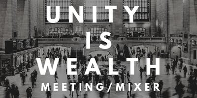 Unity is Wealth Mixer