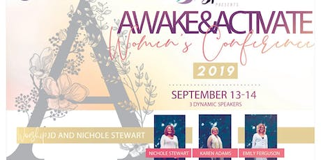 Awake and Activate - Women's Conference, Huntington, WV tickets