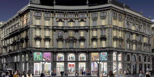 Opening UNIQLO STORE Milano