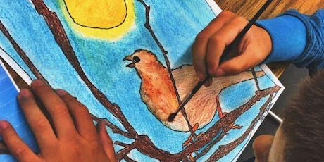 Animal Art-   4 Scientific Drawing classes for kids  tickets