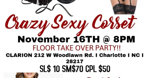 Swinger's Gone Wild @ CRAZY SEXY CORSETS NIGHT