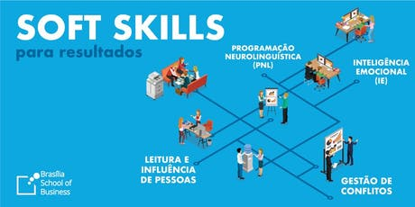 Soft Skills para Resultados [Turma de Agosto em Brasília] ingressos