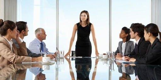 Advancing Women's Confidence & Leadership Seminar - Adelaide