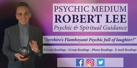 A Christmas Psychic Tour tickets