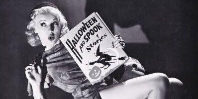 Pumpkins & Petticoats: Vintage Halloween Party