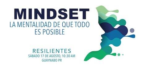 """Mindset """"La mentalidad de que todo es posible"""" tickets"""