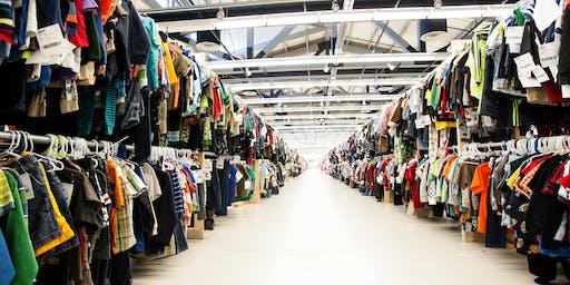 JBF Roseville Fall Frenzy Presale Shopping