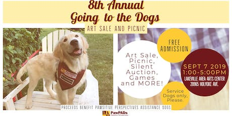 8th Annual Going to the Dogs! tickets