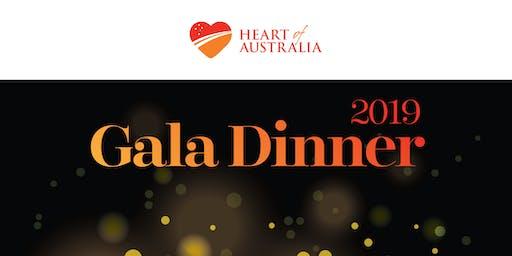 Heart of Australia 2019 Gala Dinner