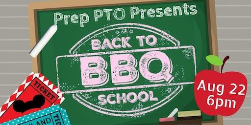 Imagine Prep Surprise PTO - Back to School BBQ