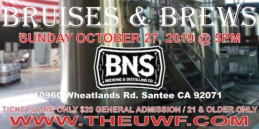 Universal Wrestling Federation Bruises & Brews