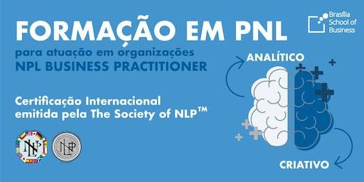 Formação em PNL para atuação em Organizações - NLP BUSINESS PRACTITIONER