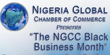 Nigeria Global Chamber of Commerce Business Month tickets