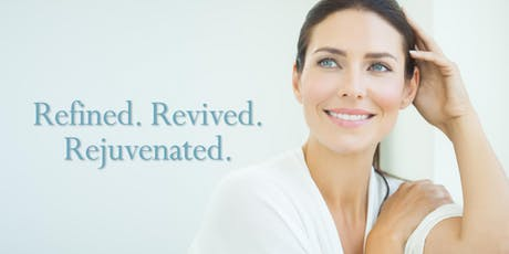 Refined. Revived. Rejuvenated. - Votiva Event tickets