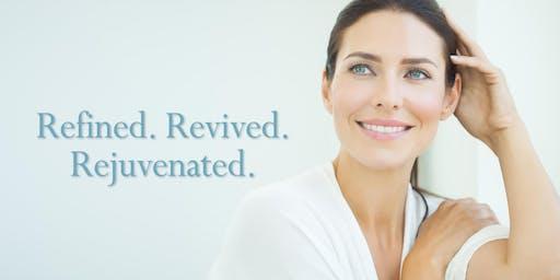 Refined. Revived. Rejuvenated. - Votiva Event
