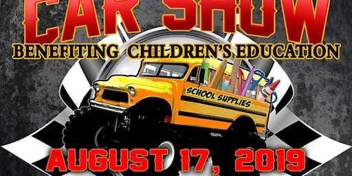 Car Show for School Supplies