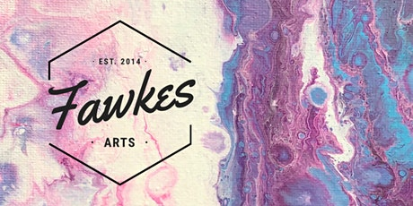 Paint Pouring! tickets