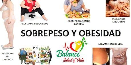 CLASES DE SALUD Y NUTRICION  tickets