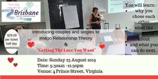 Introducing couples & singles to Imago Relationship Theory
