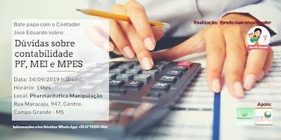 Dúvidas sobre contabilidade para PF, MEI e MPEs