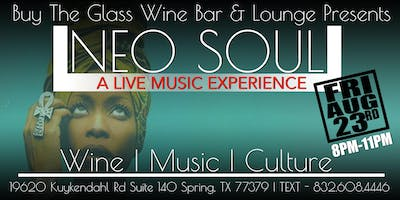 Live Music Friday's | Neo Soul