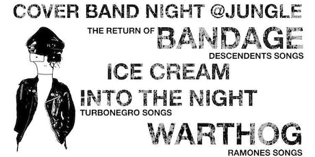 COVER BAND NIGHT tickets