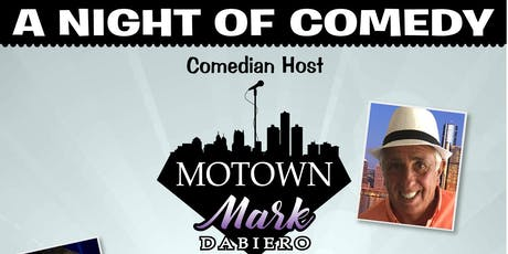Motown Mark presents Comedy for a Cause Mimi's Mission tickets