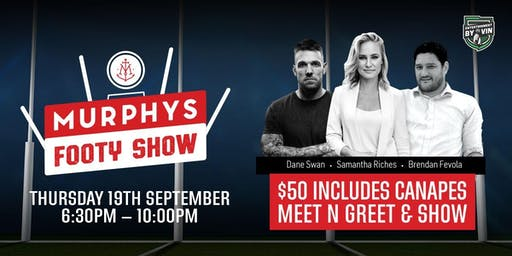 The Swanny & Fev Show - Grand Final Week