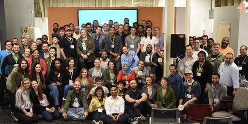Techstars Startup Weekend Columbus 15-17 Nov 2019